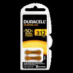 Duracell EasyTab 312 Numara İşitme Cihazı Pili