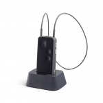 Oticon ConnectLine Streamer Pro Kablosuz Bağlantı Cihazı Siyah Rengi Şarj Aleti ile Birlikte