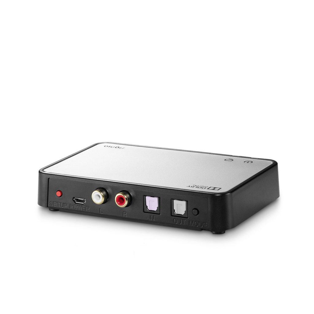 Signia Streamline TV Kablosuz Bağlantı Aksesuarı - Arkadan Görünümü