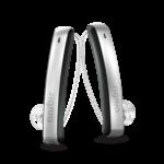 Signia Styletto Connect Kulak İçi Ahizeli (RITE) İşitme Cihazı - Siyah & Gümüş Rengi