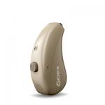 Widex Moment mRIC - Kulak İçi Hoparlörlü Şarjlı İşitme Cihazı - Altın Kahve Rengi