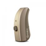 Widex Moment 312 - Kulak İçi Hoparlörlü İşitme Cihazı - Altın Kahve Rengi