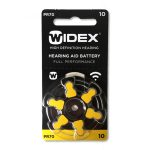 Widex İşitme Cihazı Pili 10 Numara