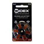Widex 312 Numara İşitme Cihazı Pili